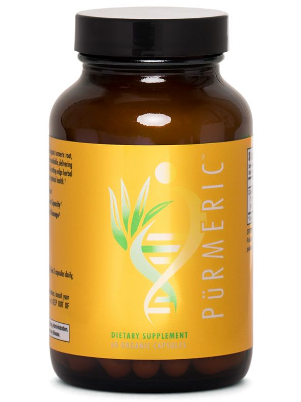 Purmeric™ - 60 Organic Capsules